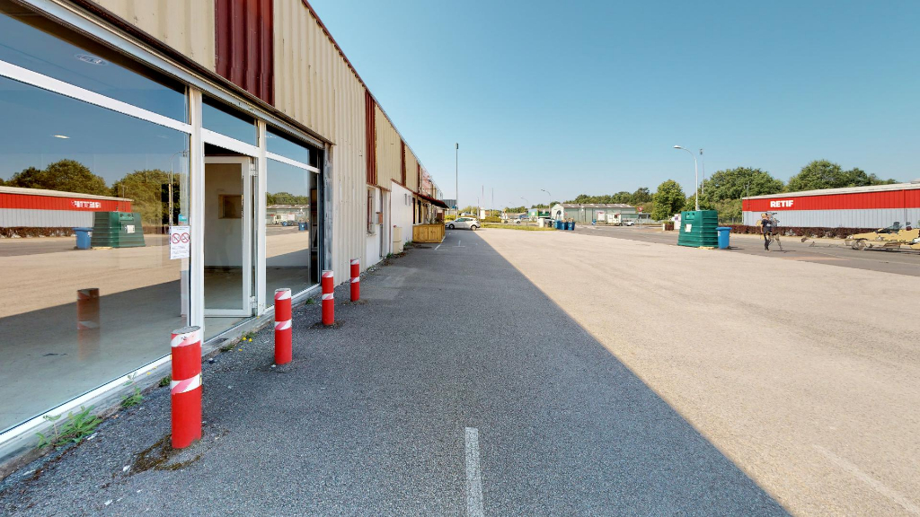 Local commercial Limoges 220 m2